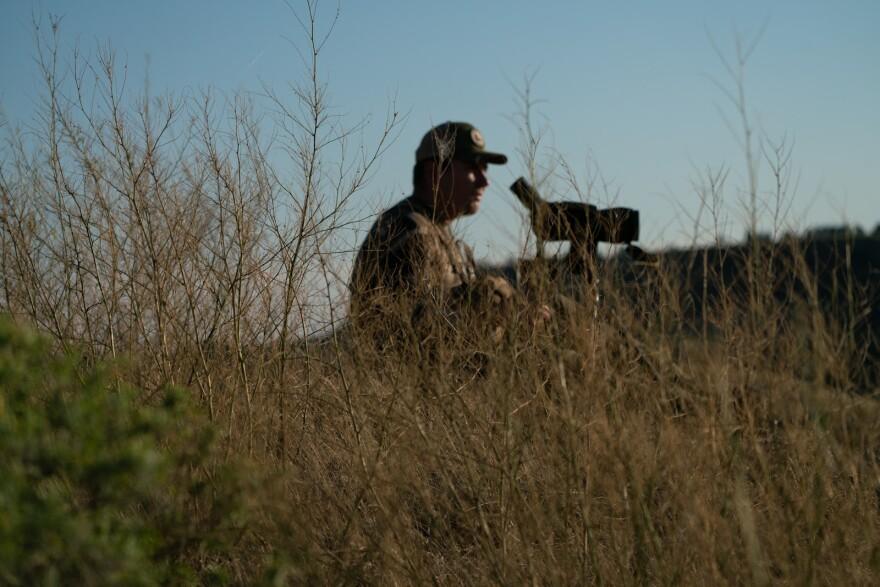 Photo of Justin Schaaf.