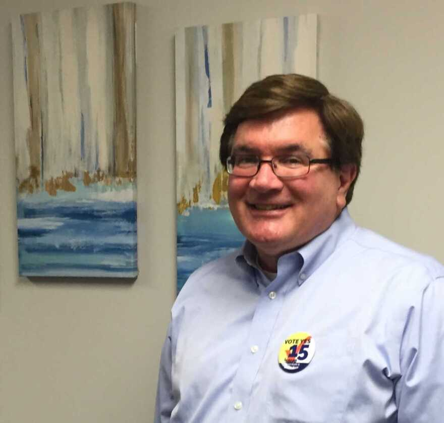 John Garrity, Executive Director