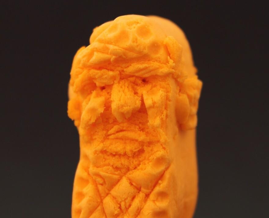 <em>Donald Trump, Circus Peanut</em>