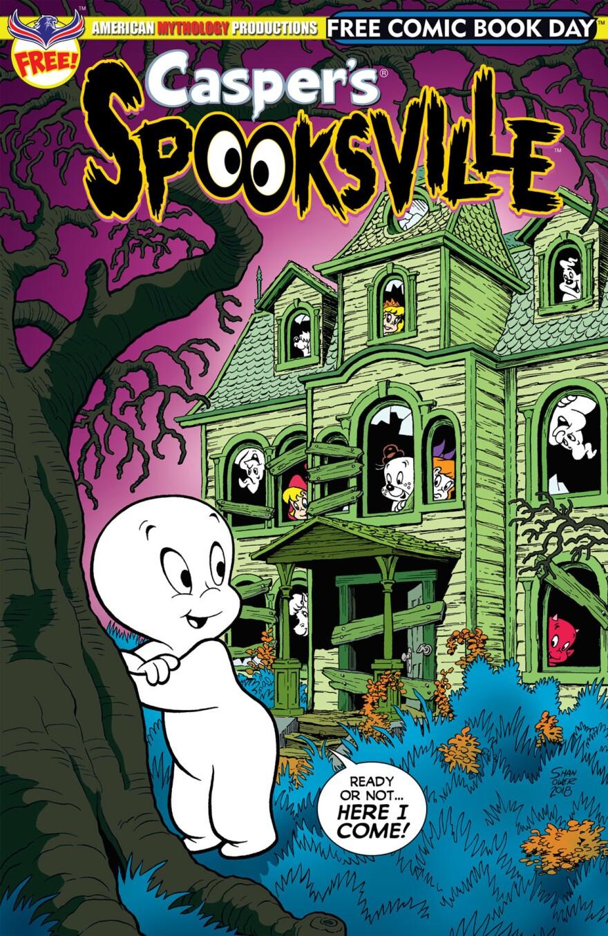 <em>Casper's Spooksville</em>