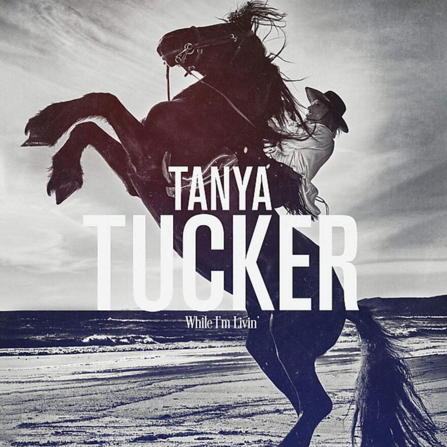 "Tanya Tucker ""While I'm Livin'"" cover"