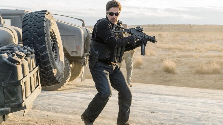 Benicio Del Toro, at least, is back battling drug cartels in <em>Sicario: Day of the Soldado. </em>