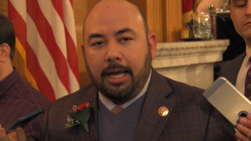 photo of Ohio House Speaker Cliff Rosenberger