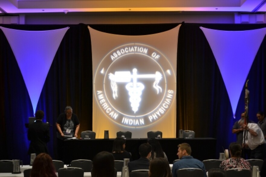 A white paper focused on strategies to expand Native American health care was recently presented at a gathering in Chicago organized by the Association of American Indian Physicians