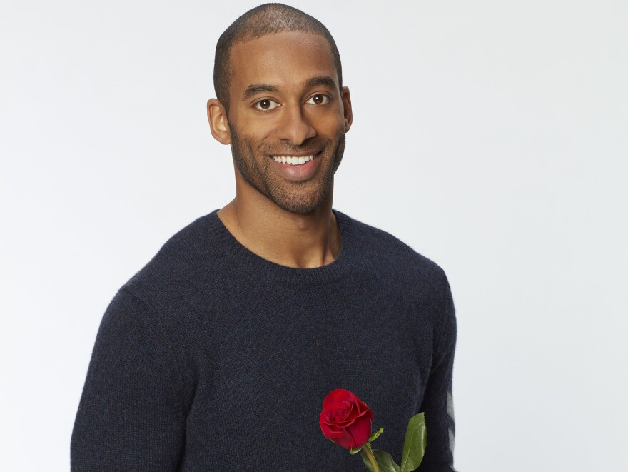 Matt James, who was a prospective suitor on <em>The Bachelorette,</em> will take on the role of <em>The Bachelor</em> in the show's 25th season.