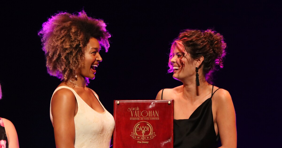 In a First, the Sarah Vaughan International Jazz Vocal Competition Finishes in a Tie