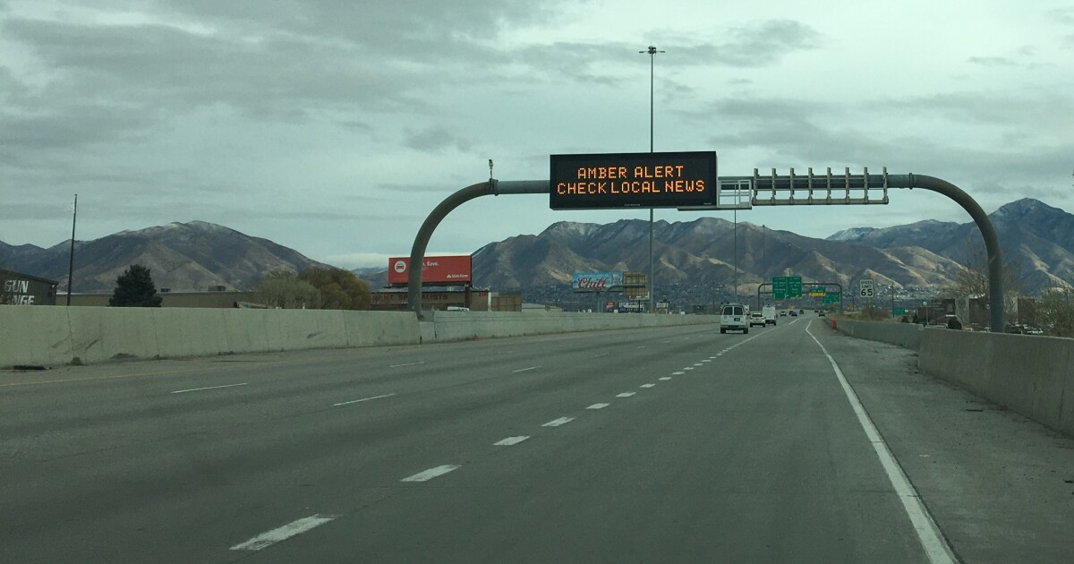 Questioning Utah S Amber Alert System After Another Confusing Alert Kuer