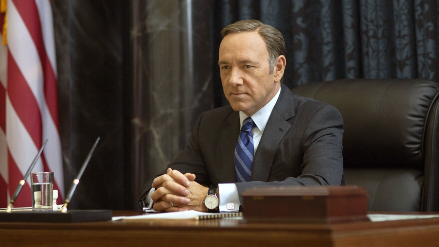 "Kevin Spacey's depiction of Frank Underwood from ""House of Cards"" epitomizes the Machiavellian idea of power. But researcher Dacher Keltner argues, that's not actually an effective way to gain influence."