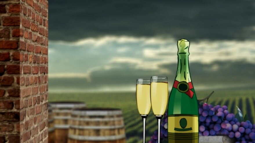 The chemistry behind champagne has helped scientists figure out how to preserve its flavor and fizz.