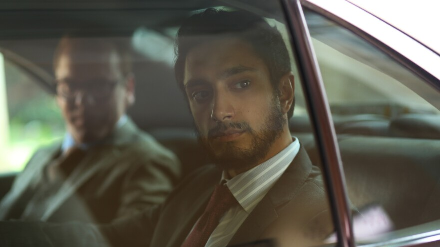 """In the new film <em>The Reluctant Fundamentalist, </em>the Pakistani-British actor Riz Ahmed plays Changez, a self-described """"lover of America"""" who moves back to Pakistan to educate activists."""