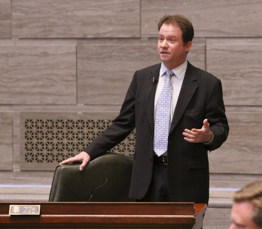 Sen. Jason Crowell was one of the chief critics of the low-income housing tax credit program when he served in the Missouri Senate from 2005 to 2013.