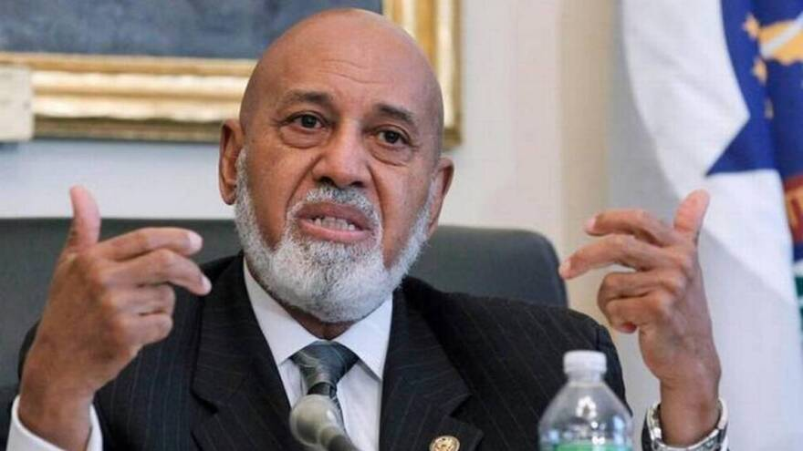 Rep. Alcee Hastings is one of several Florida members of Congress who introduced or sponsored a new bill funding human trafficking education.