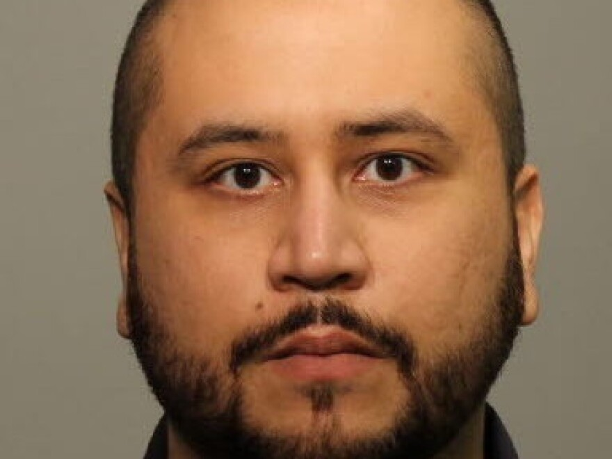 A booking photo provided by the Seminole County Public Affairs shows George Zimmerman on Saturday, Jan. 10, 2015. In the latest in a string of run-ins with the law in the past two years, Zimmerman has been charged with aggravated assault.