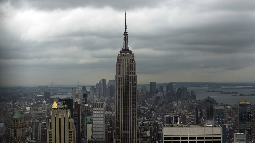 The Empire State Building, shown here in 2010, looks the same as ever. But the landmark is now packed with energy-efficiency retrofits, invisible to tourists and even tenants.