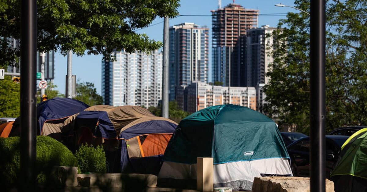 Gov. Abbott Signs Bill Banning Homeless Encampments On Public Land In Texas