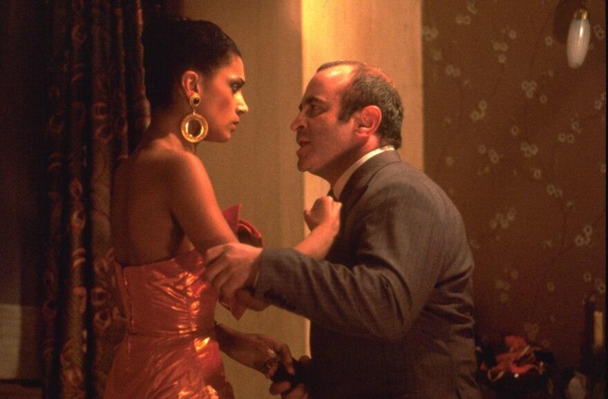Hoskins received an Oscar nomination for 1986's <em>Mona Lisa</em>.