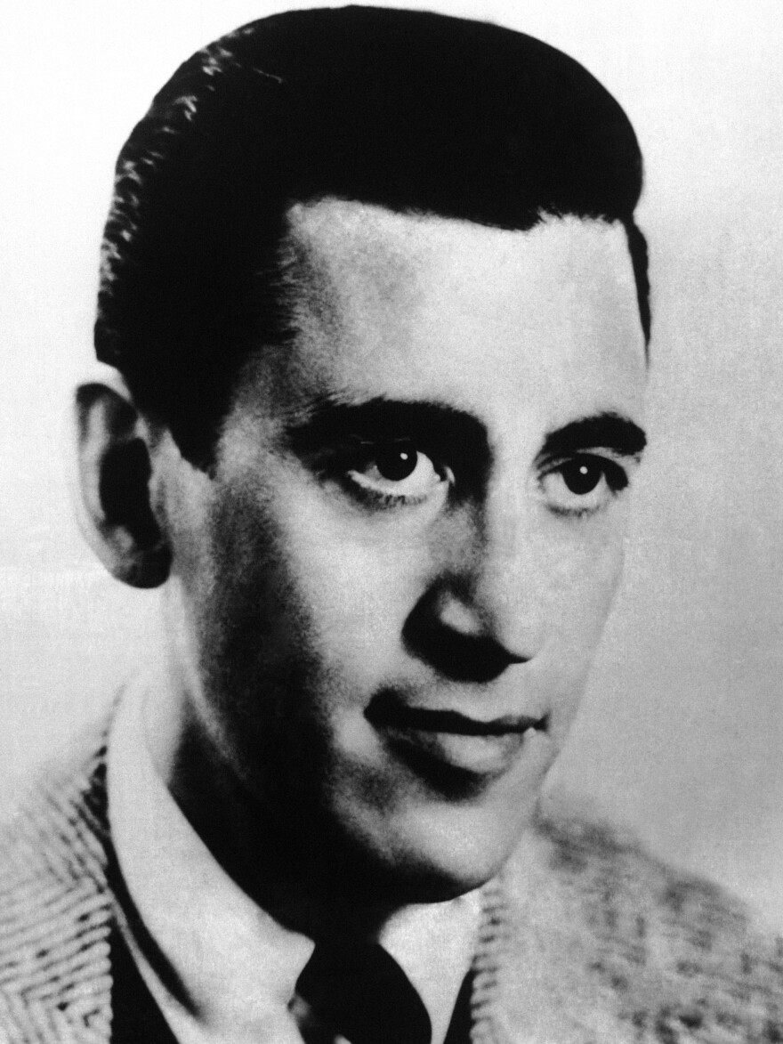Salinger, shown here in September 1961, comes off as both diffident and confident in his letters to Sheard.