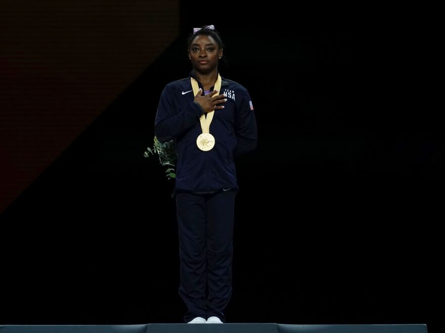 Simone Biles has made clear that she will not stop asking for accountability surrounding the Larry Nassar sexual abuse scandal. Biles responded to a birthday wish from USA Gymnastics furthering her request for an independent investigation into the matter.