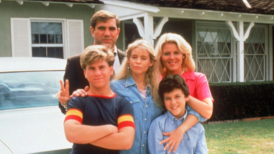 <em>The Wonder Years</em>, which ran on<em> </em>ABC from 1988 to 1994, was about teenager Kevin Arnold (played by Fred Savage, lower right) who was coming of age in the late '60s.