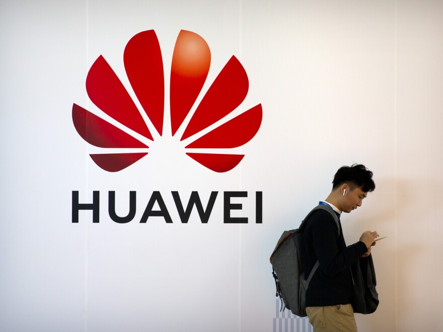 The Chinese technology firm Huawei is facing a raft of U.S. federal charges, including racketeering conspiracy.