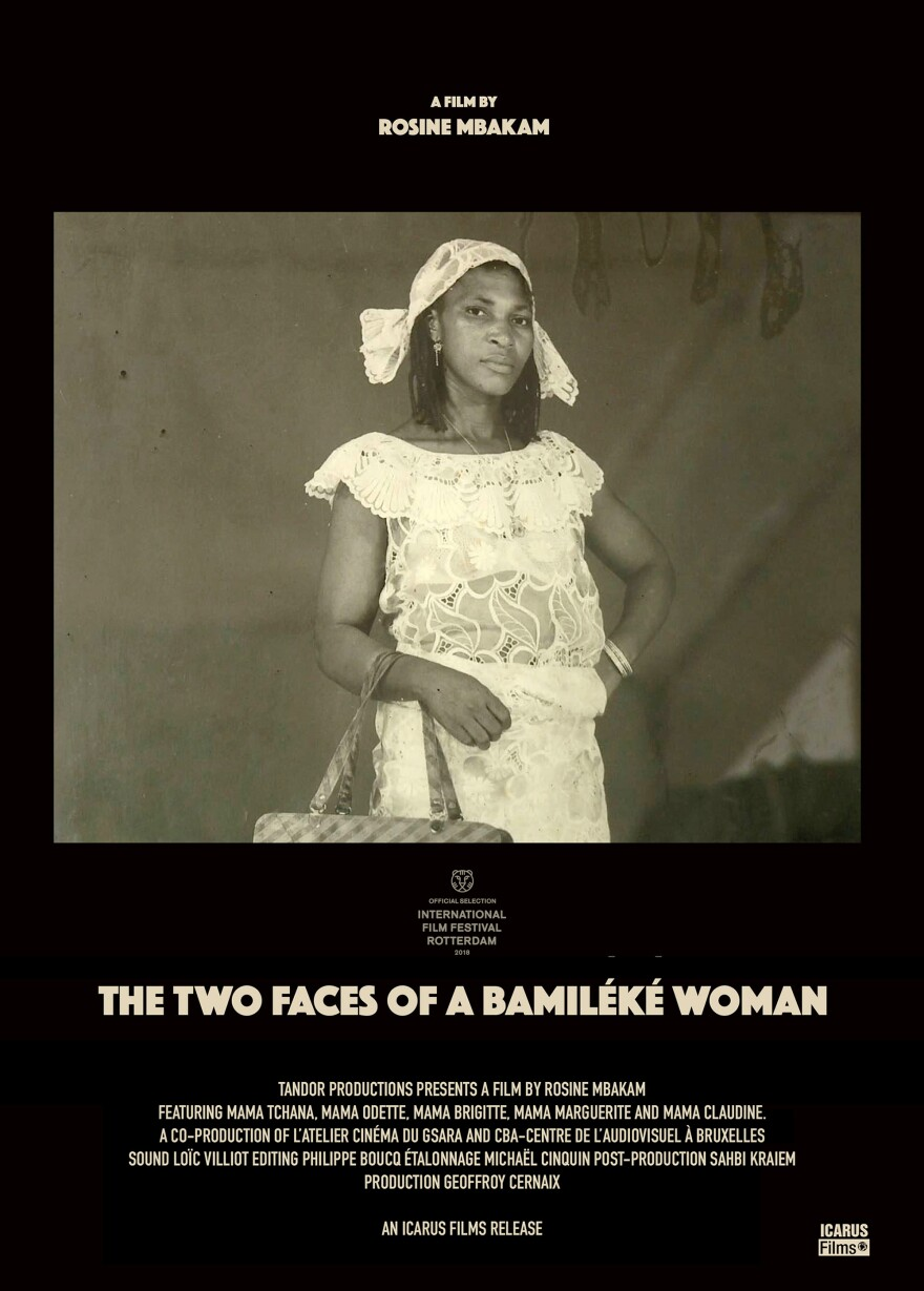'The Two Faces of a Bamiléké Woman' premiered across Europe in 2016 before making its U.S. debut this year.