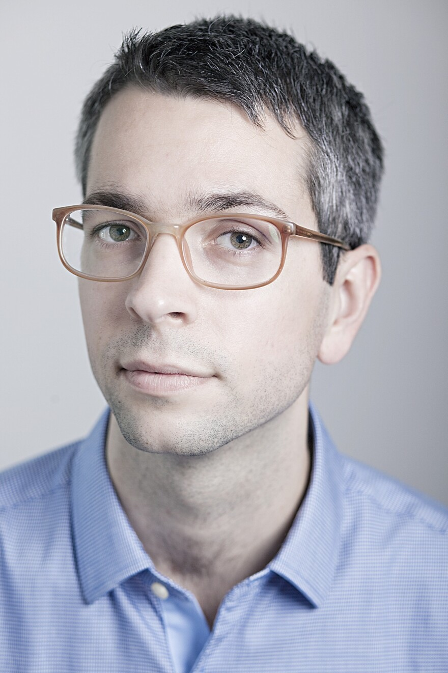 Anthony Marra's previous book was <em>A Constellation of Vital Phenomena.</em>