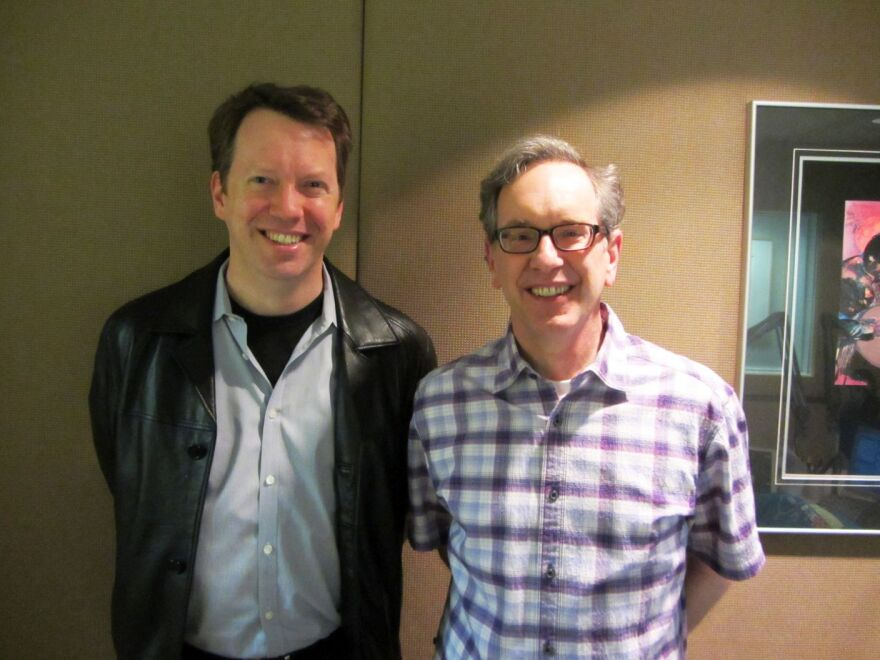 Mike and Sean Carroll.jpg