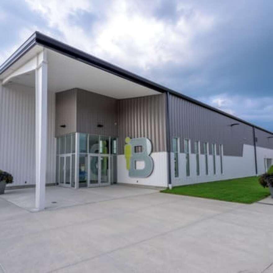 The BarryStaff agency in Dayton.