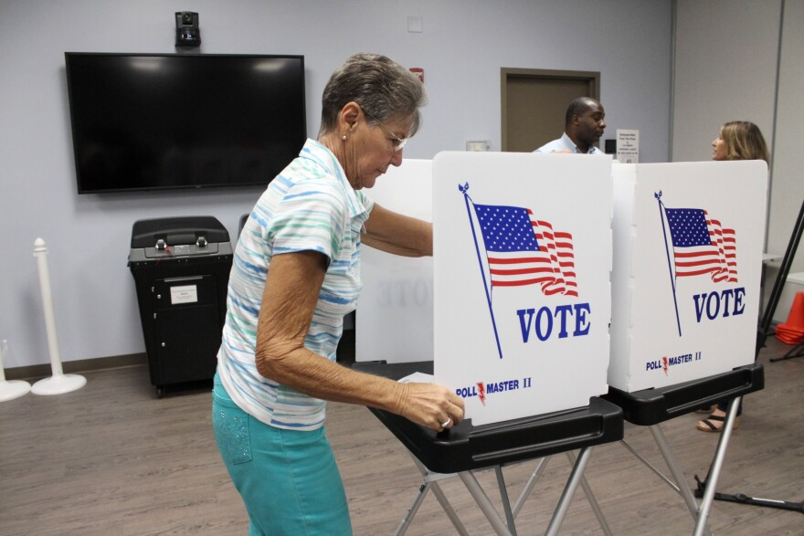 Florida election officials are taking steps to protect voters from COVID-19.