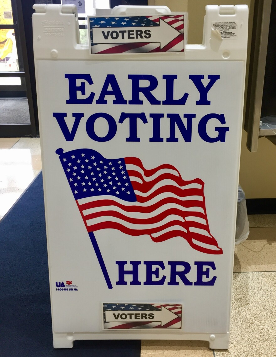 Elections officials predict strong voter turnout this year.