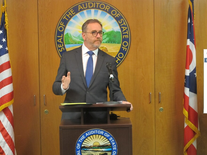 Photo of Auditor Dave Yost