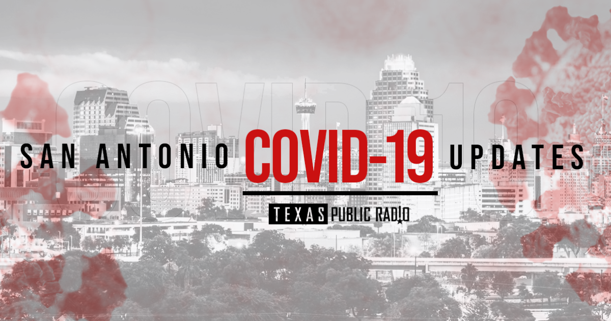 San Antonio Reports More Than 6,000 New COVID-19 Cases In A Week