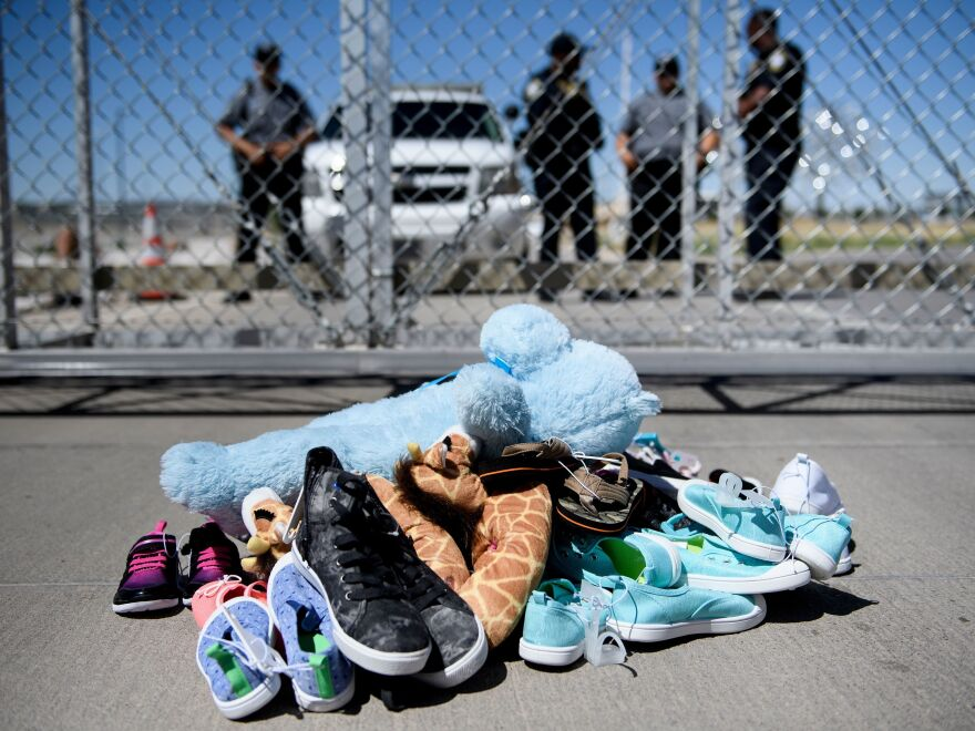 A Texas Sheriff prohibited his deputies from off-duty work at the newly constructed child-holding facility at the Tornillo Port of Entry where minors crossing the border without proper papers have been housed after being separated from adults.
