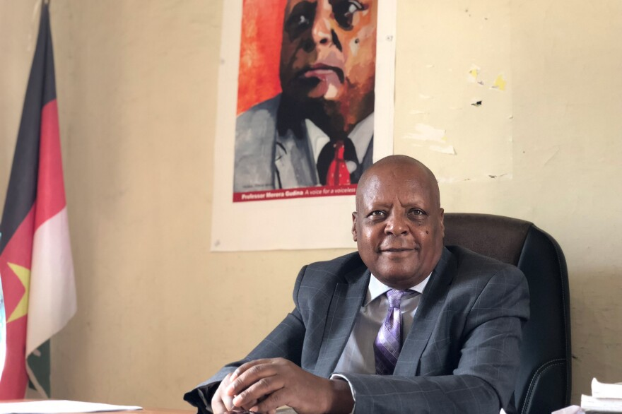 """Ethiopian opposition leader Merera Gudina was freed from jail in January. In today's Ethiopia, he says, """"There are a lot of clashes of dreams."""""""