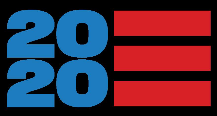 2020 Election square