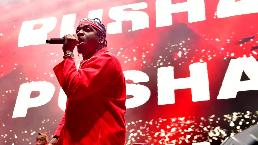 """""""We made the soundtrack for those who are the purist in everybody,"""" Pusha says."""