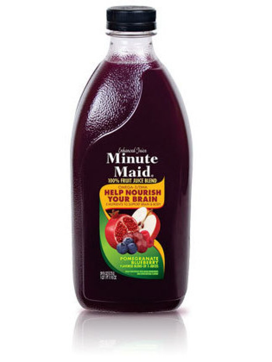 POM sued Coca-Cola, claiming that it was losing sales because the label and advertising for its Minute Maid pomegranate-blueberry drink were misleading consumers into believing they were getting a juice combination consisting mainly of pomegranate and blueberry juices when, in fact, the juice was more than 99 percent apple and grape juices, which are far cheaper.
