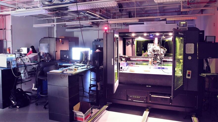 3-D to printer