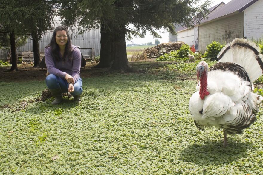 Wendy-Johnson-and-turkey.jpg