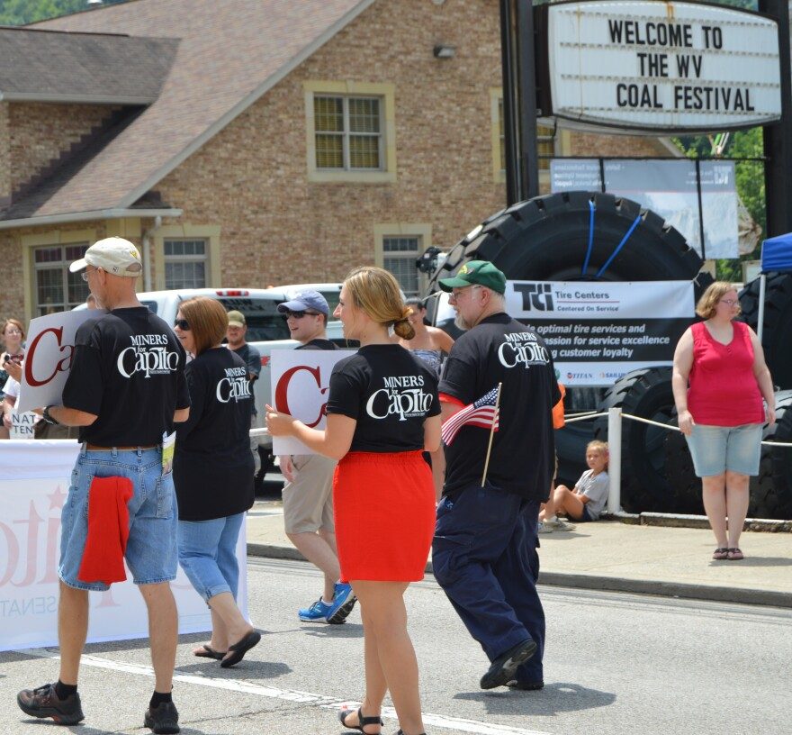Miners for Capito