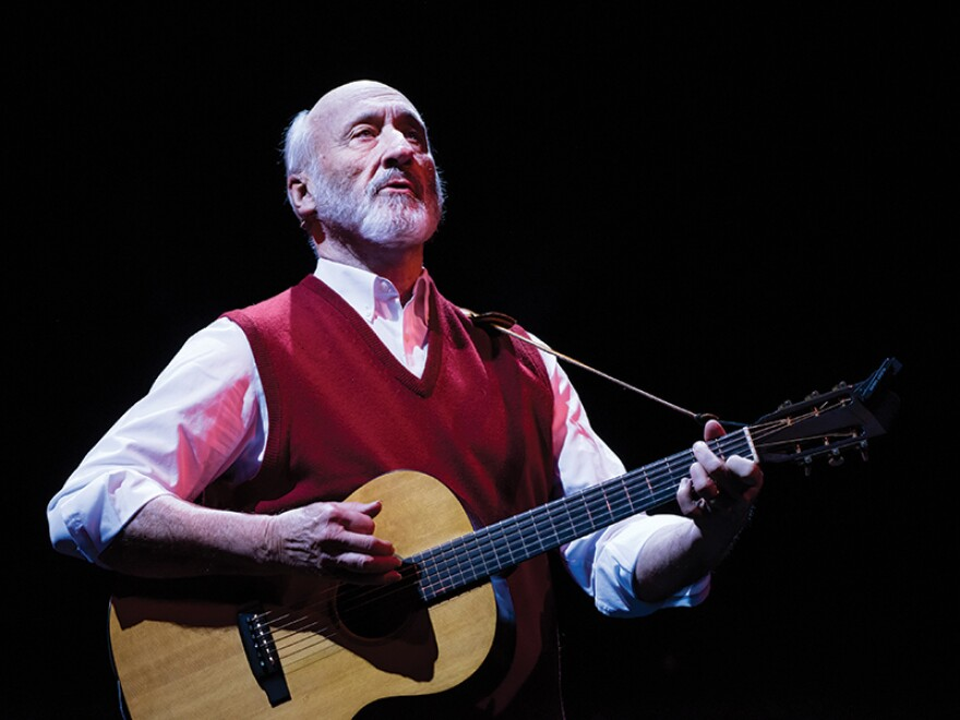 Noel Stookey of folk trio Peter, Paul and Mary is featured in this year's celebration