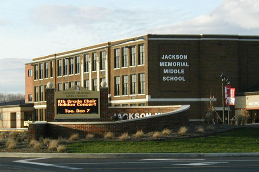 photo of Jackson Memorial Middle School