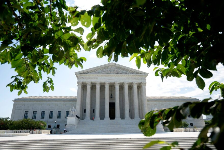 Before this Supreme Court session ends, the court is expected to release a ruling determining whether President Trump can block the release of his financial records.