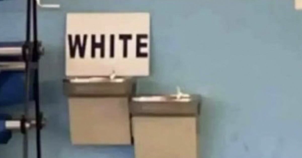'White' Sign Left Atop Water Fountain 'Not Intentional,' Piedmont High Principal Says