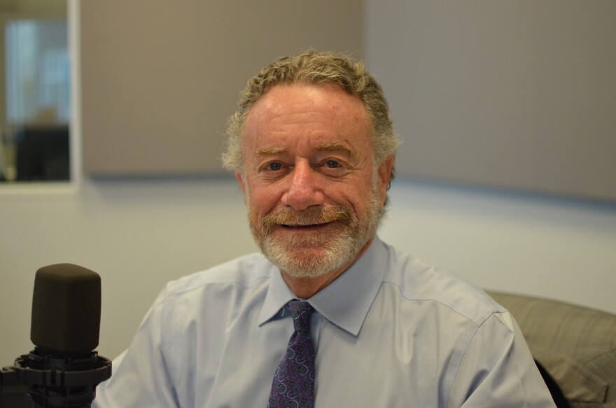 Jarl Mohn has been NPR's CEO since 2014.