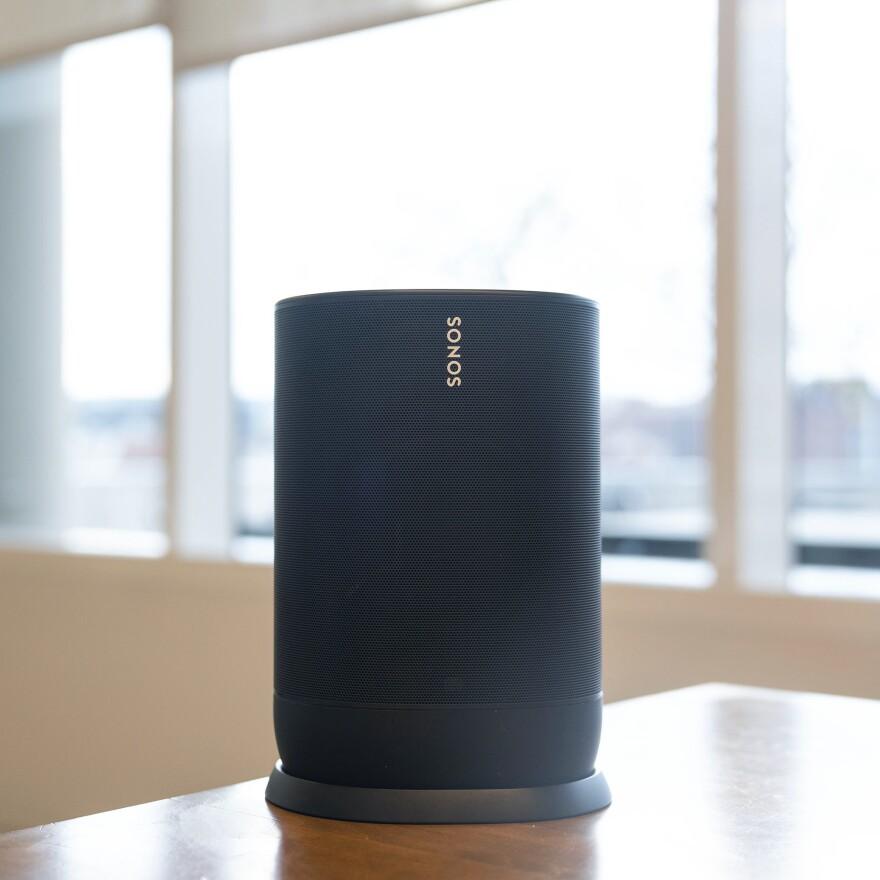 The Sonos Move.