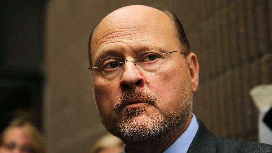 Joe Lhota, the Republican nominee for mayor of New York City, is former head of the Metropolitan Transportation Authority.