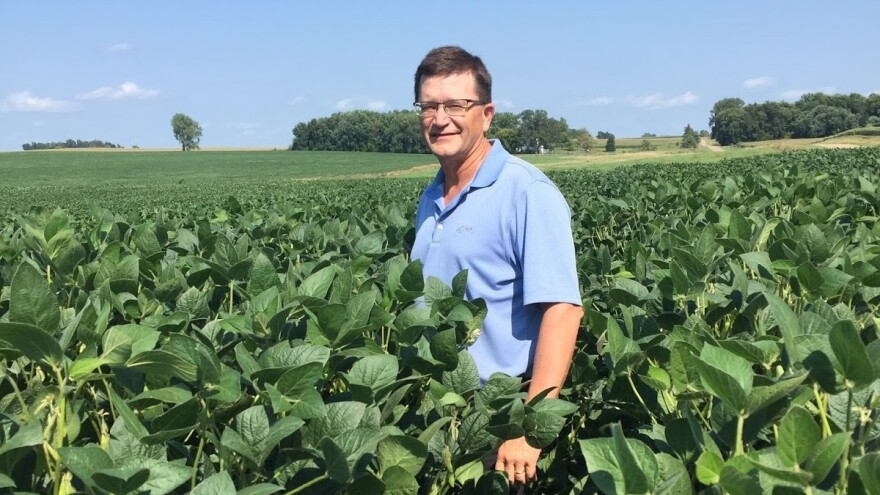 Kevin Scott, a South Dakota farmer and secretary of the American Soybean Association, welcomed the deal to replace NAFTA because it preserved the market access established under the previous agreement.