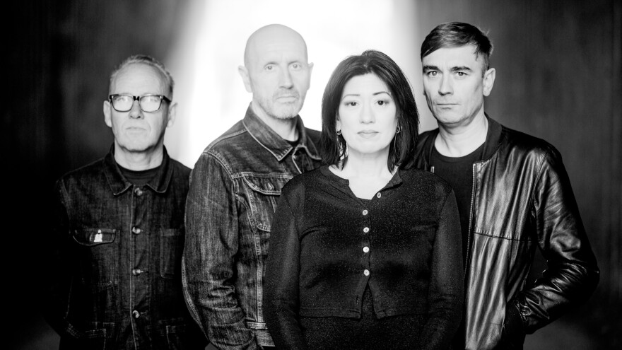 Piroshka's debut album, <strong></strong><em>Brickbat</em>, is out now.