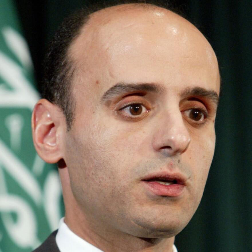 <p>Saudi Ambassador to the U.S. Adel Al-Jubeir.</p>